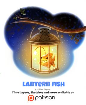 Day 1386. Lantern Fish
