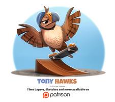 Day 1396. Tony Hawks