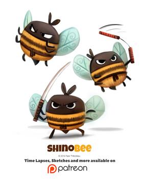 Day 1398. Shinobee