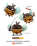 Day 1398. Shinobee