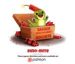 Day 1403. Dino-mite