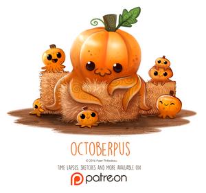 Day 1414. Octoberpus