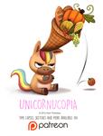 Day 1415. Unicornucopia