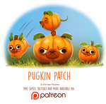Day 1417. Pugkin Patch