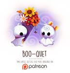 Day 1428. Boo-quet