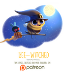 Day 1431. Bee-Witched