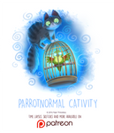 Day 1433. Parrotnormal Cativity