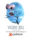 Day 1436. Vuldoo Doll