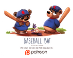 Daily 1444. Baseball Bat