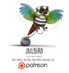 Daily Paint 1461. Jailbird