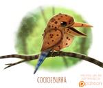 Daily Paint 1506. Cookieburra