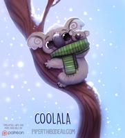Daily Paint 1531. Coolala
