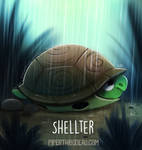 Daily Paint 1549. Shellter