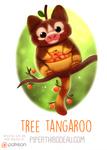 Daily Paint 1576. Tree Tangaroo