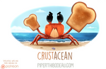 Daily Paint 1609. Crustacean