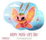 Daily Paint 1635. Happy Moth-er's Day
