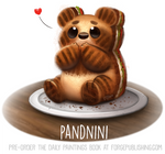 Daily Paint 1641. Pandini