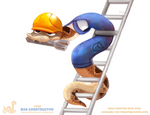 Daily Paint 1767# Boa Constructor