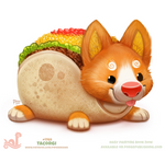 Daily Paint 1769# Tacorigi