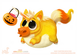 Daily Paint 1800# Unicandy Corn