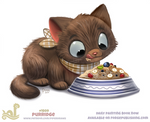 Daily Paint 1809# Purridge