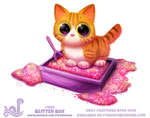 Daily Paint 1832# Glitter Box