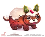 Daily Paint 1857# Puddingo