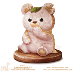 Daily Paint 1932# Camembeart