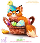 Daily Paint 1957# Baskit
