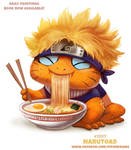 Daily Paint 1996# Narutoad by Cryptid-Creations
