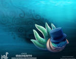 Daily Paint 2021# Inkcognito