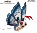 Daily Paint 2062# Mothic