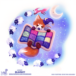 Daily Paint 2089. Blankit