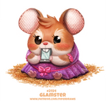 Daily Paint 2154. Glamster