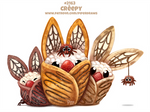 Daily Paint 2163. Creepy