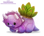 Daily Paint 2312. Triceramic
