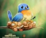 Daily Paint 2335. Cheepskate