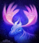 Daily Paint 2349. Cosmoose