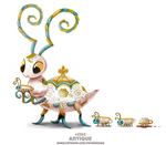 Daily Paint 2353. Antique