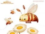 Daily Paint 2405. Beescotti