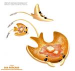 Daily Paint 2411. Sea Pancake