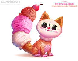 Daily Paint 2448. Neapawlitan