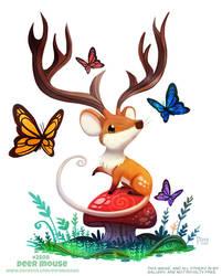 #2508. Deer Mouse - Word Play