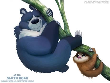 #2516. Sloth Bear - Wordplay