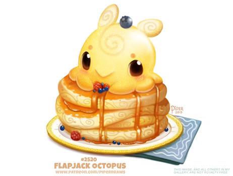 #2520. Flapjack Octopus - Word Play