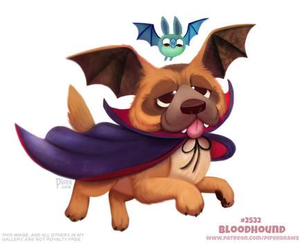 #2532. Bloodhound - Word Play