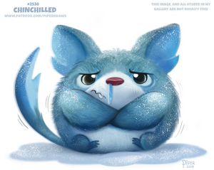 #2538. Chinchilled - Word Play