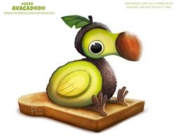 #2540. Avacadodo - Word Play