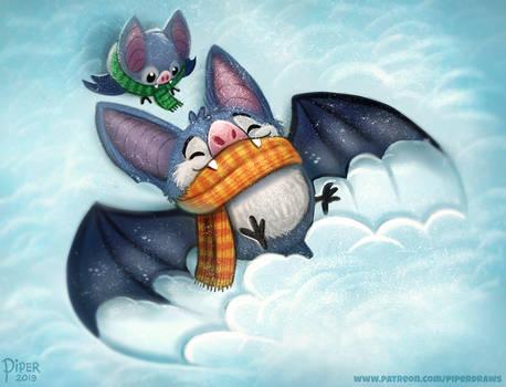#2549. Snow Angels - Illustration