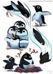 #2558. Adelie Penguins - Designs